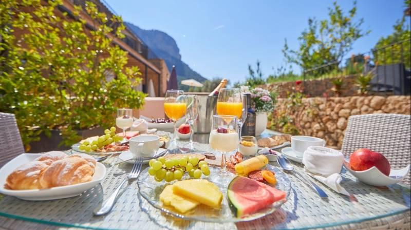 Desayuno & Spa en S'Olivaret
