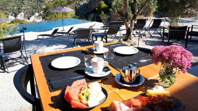 desayuno con vistas alicante