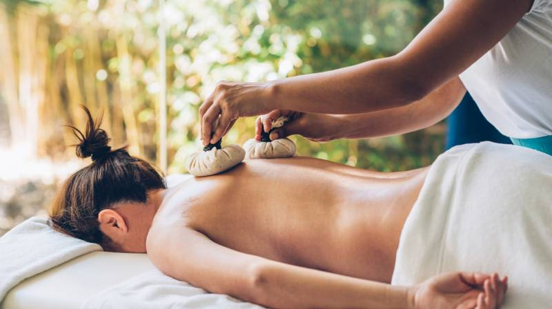 Ayurveda massage santa cruz de tenerife