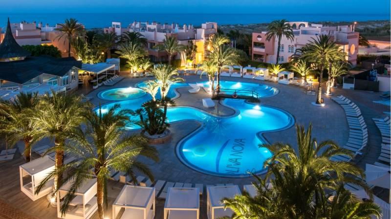 Special Offer for couples in Spa at Oliva Nova Resort