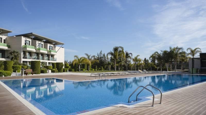 La finca outdoor pool