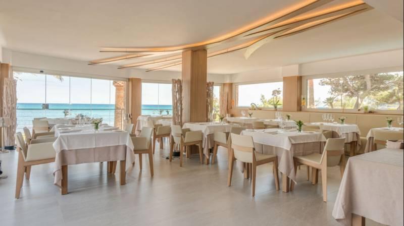 Cena romántica para dos en Mallorca