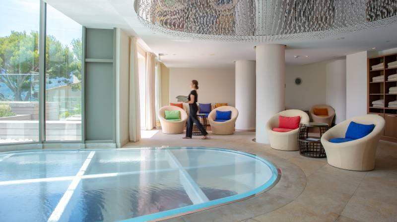 alojamiento con spa jumeirah port soller
