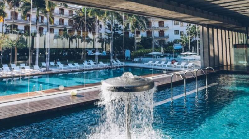 sprunch hotel mencey