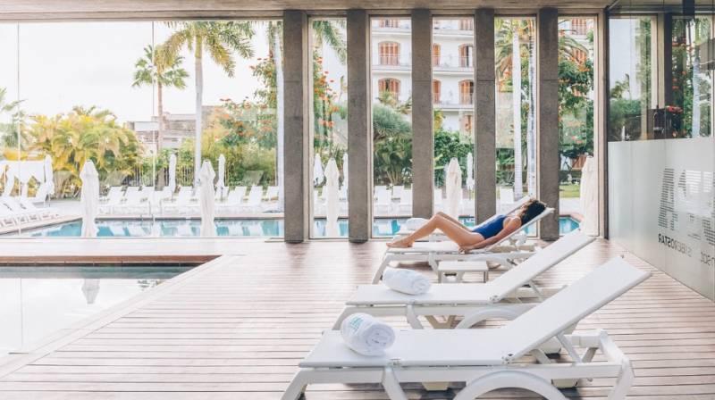 day pass con spa y masaje