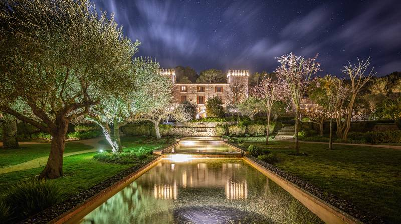 Castell Son Claret the luxury Hotel in Mallorca