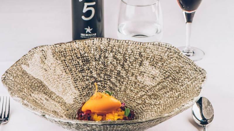 dinner with wine pairing tenerife