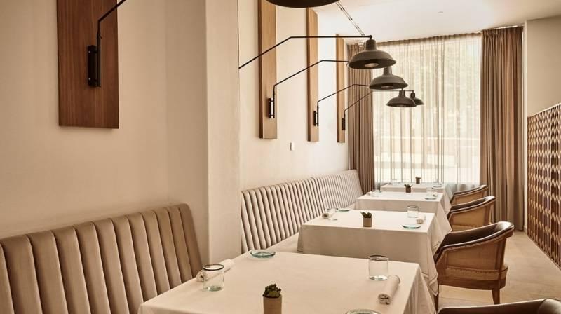 Bala Roja Restaurant  by Michelin-star chef Andreu Genestra