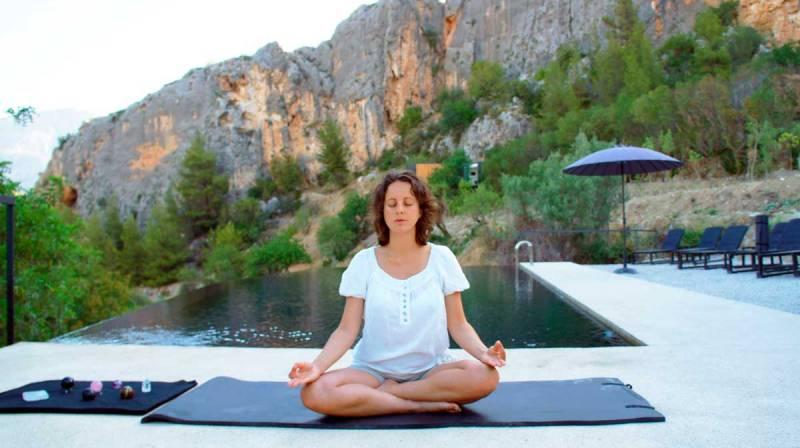 yoga retreat terra dominicata