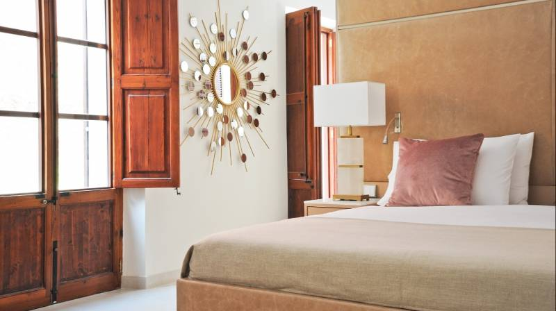 Suite Room accommodation in Mallorca