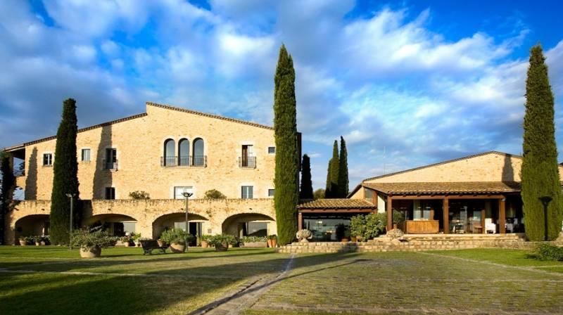 Alojamiento, cena y almuerzo con spa en Gerona