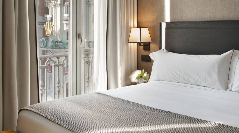 Accommodation with Dinner at The Principal Madrid