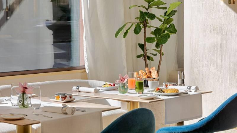 Spa & Breakfast in Barcelona
