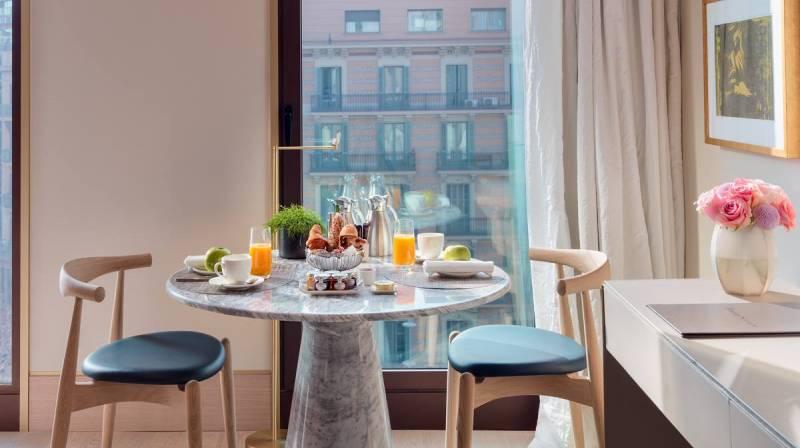Escapada romántica en Barcelona