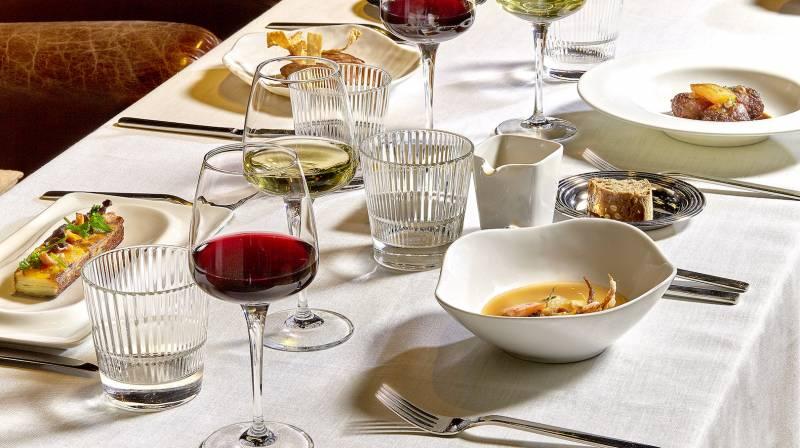 Cena gourmet en barcelona