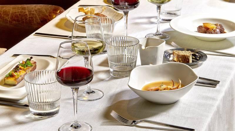 cena con spa barcelona