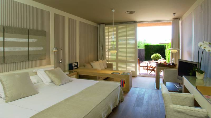 Accommodation with Massage & Spa for two