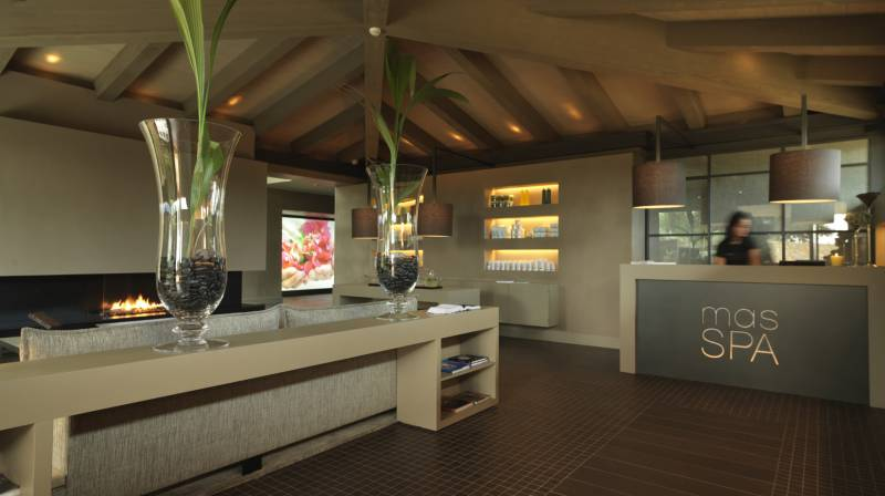 Accommodation with Massage & Spa at Costa Brava