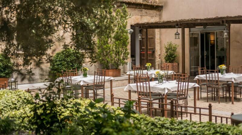 Menú Tradicional con Vino en Salamanca