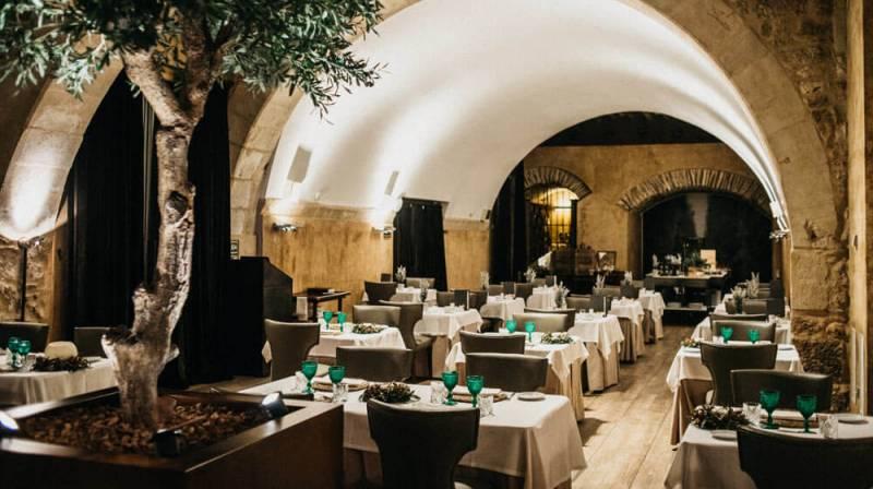 Menú Degustación con Maridaje de Vino en Hospes San Esteban
