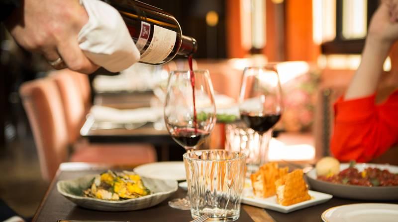 Cena gourmet para dos en Madrid