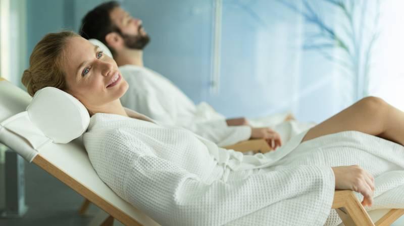Couples Massage, Spa & Cava for 2 at Hospes Amerigo