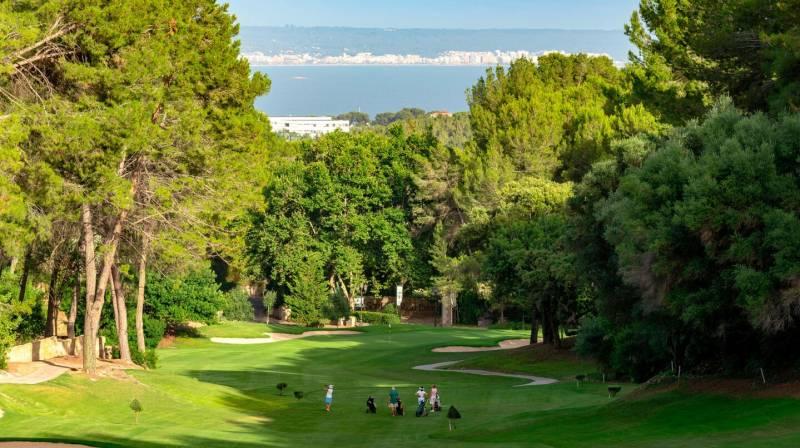 El mejor campo de golf de mallorca