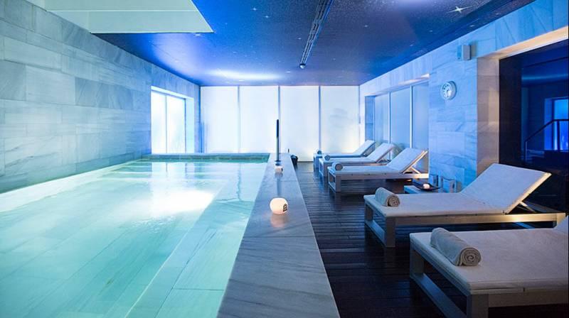 Spa, Massage & Tapas for 2 at Palacio de los Patos