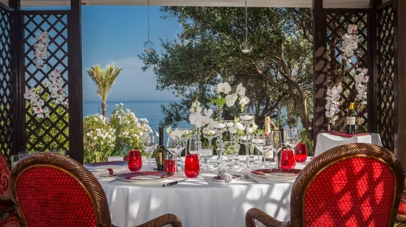 cena privada kempinski marbella