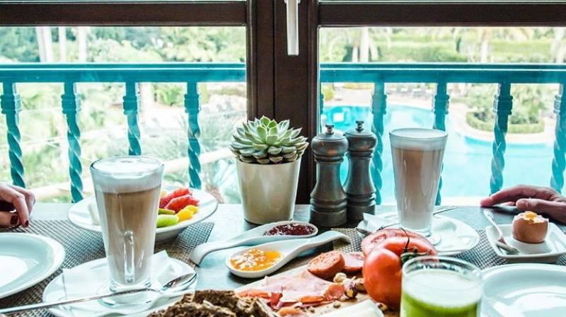 Desayuno y Spa en Sheraton Mallorca Arabella Golf