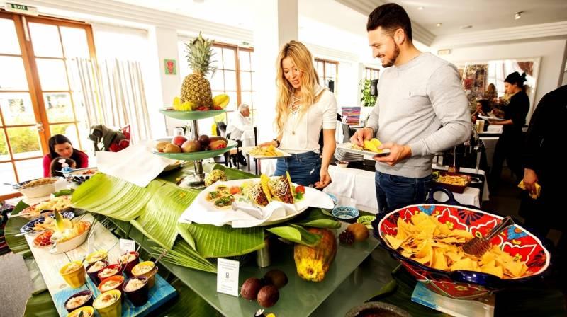 OD Buffet Breakfast in Ibiza