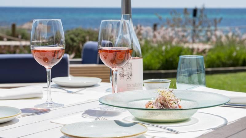 Hamaca, Almuerzo y Actividad en Formentera