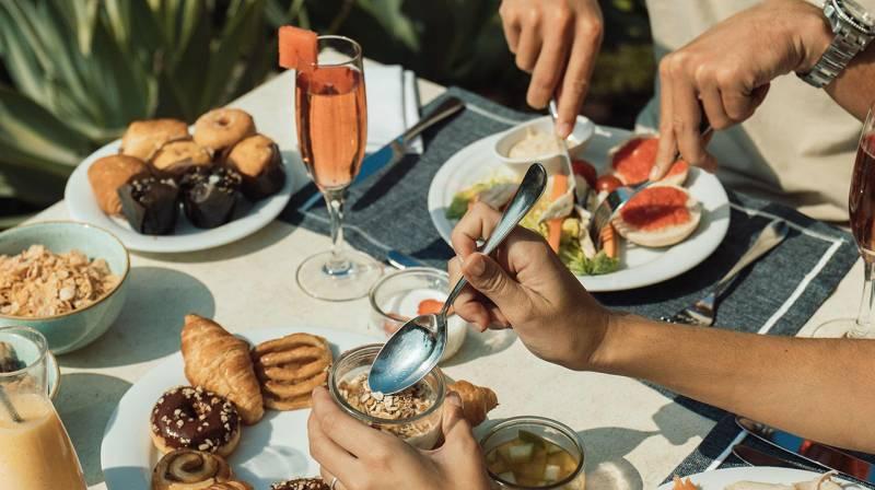 Desayuno Buffet en Marbella