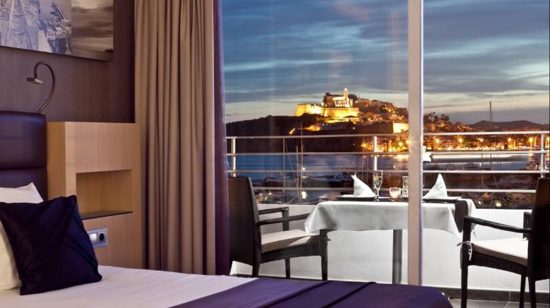 Accommodation with Breakfast at OD Ocean Drive Ibiza