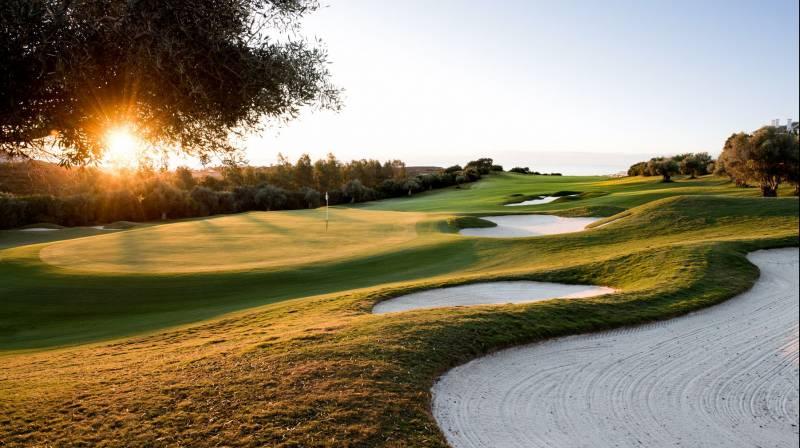 Golf & Spa for two at Kempinski Marbella Bahía