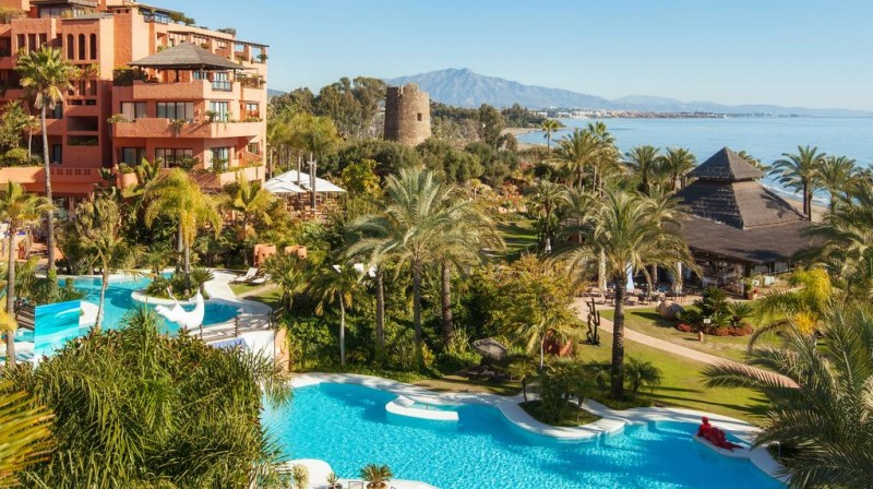 Kempinski Marbella day pass