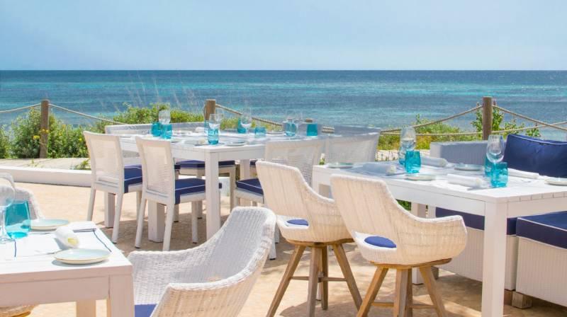 Gecko Hotel & Beach Club en Formentera