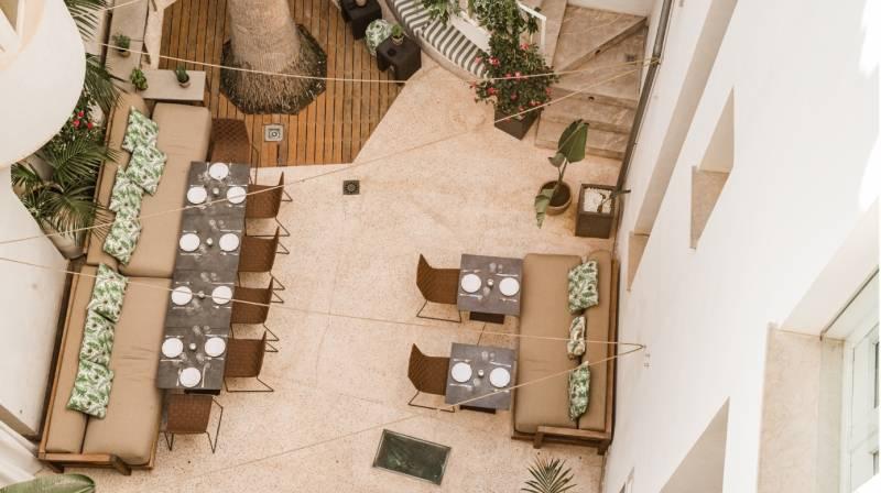 Spa y Almuerzo en Puro Hotel Mallorca