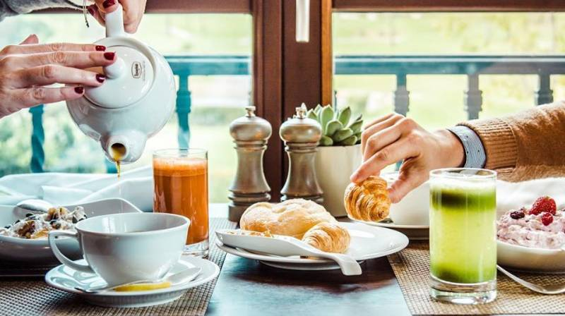 desayuno con spa sheraton
