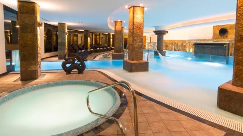 Spa Valparaiso Palace Hotel & Spa