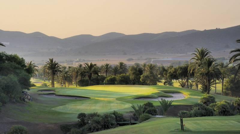 El mejor campo de golf de murcia