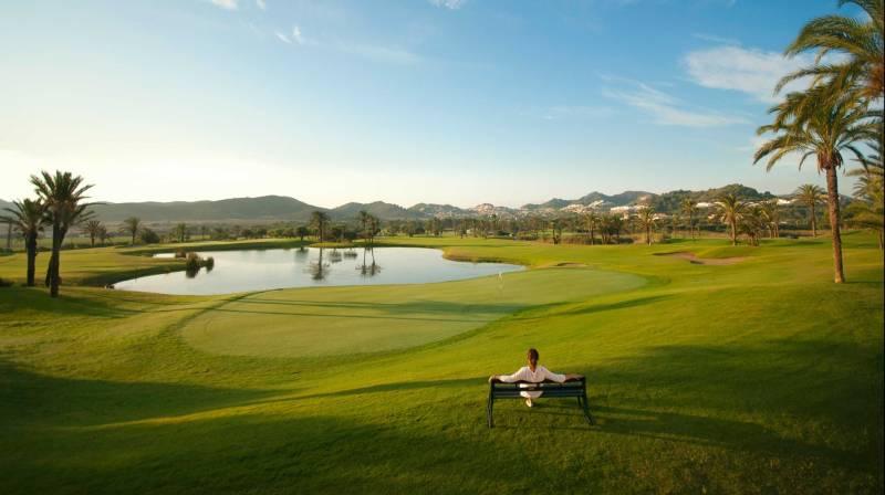 Golf Day with Picnic at La Manga Club