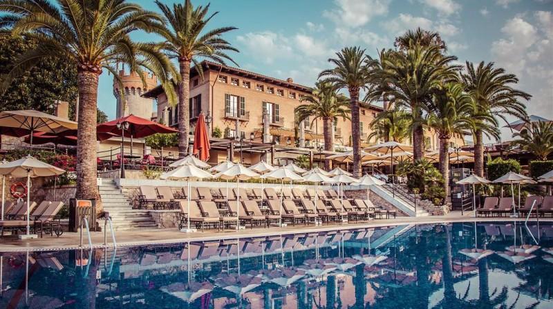 Almuerzo, Spa y Masaje en Castillo Hotel Son Vida