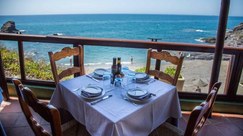Cena Romántica en el restaurante La Cala para 2