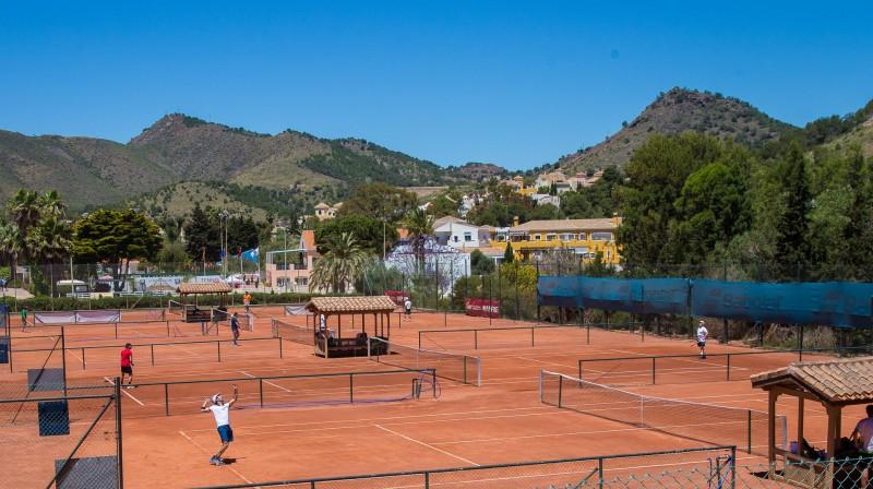 Alquiler Pista Tenis en La Manga Club Resort