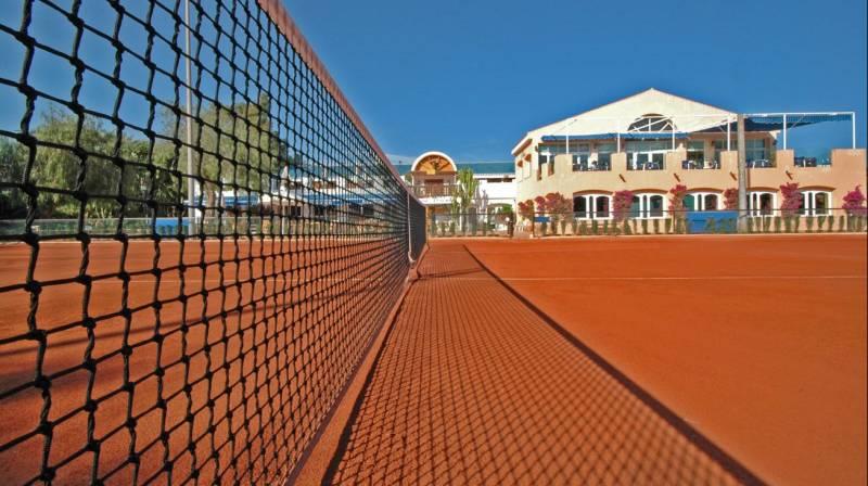 Alquiler Pista de Tenis en Cartagena
