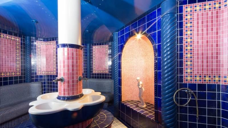 Acceso a Spa en GPRO Valparaiso Palace Hotel