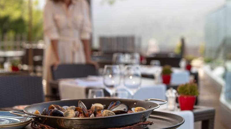Jumeirah Port Soller Cap roig Brasserie Lifestyle