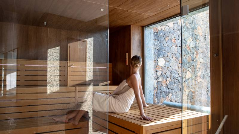 Jumeirah Port Soller Talise Spa Sauna