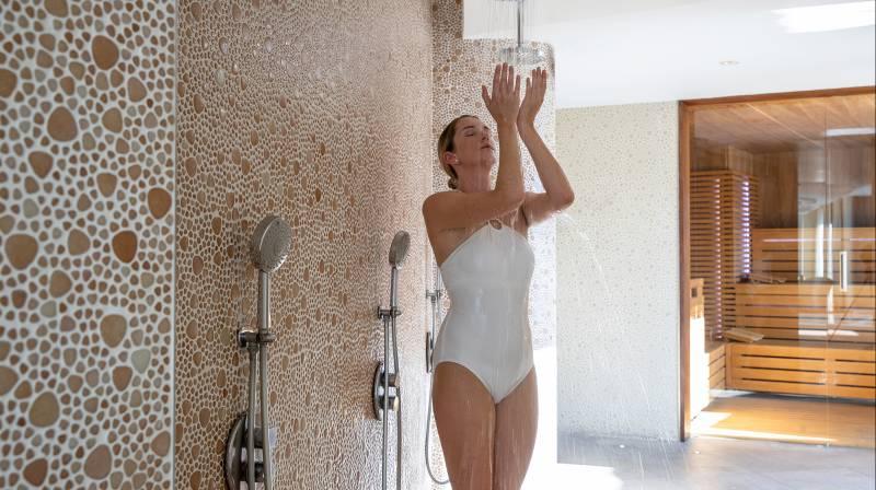 Jumeirah Port Soller Talise Spa Showers